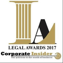 The Law Office of David Steinfeld was recognized as the 2017 Real Estate Litigation Law Firm of the Year by Corporate Insider Magazine