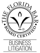 Florida Bar Board Certification in Business Litigation - David Steinfeld, Esq.